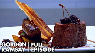 Gordon Ramsay Left Stuฑned After Trying The Best Of British Dishes | Ramsay's Best Restaurant