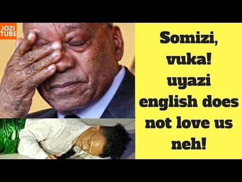 Somizi Mhlongo ft. Jacob Zuma .......in the beginning there was......