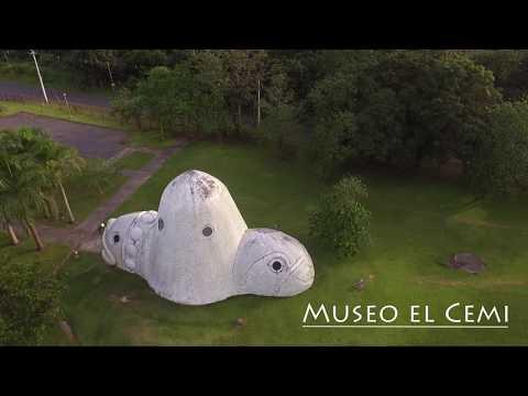 Lugares para visitar en Puerto Rico, Jayuya, Cedetra, Casa Canales, Museo el Cemi.