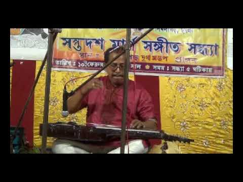 Raga Darbari by Swapankumar Majumdar on Classic Guitar Amitabha Guhathakurata on Tabla