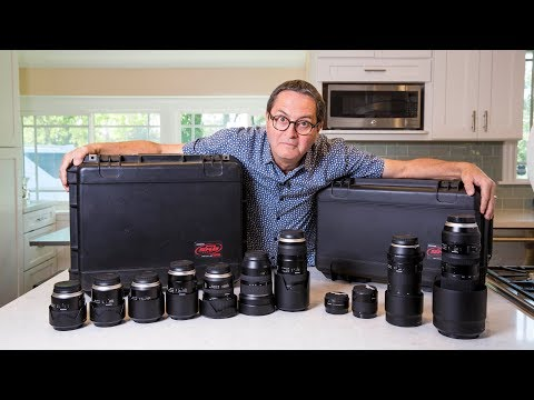 Why You've Been Organizing Your Camera Equipment the Wrong Way