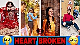 "Sad tiktok video/💔💔/Heart Touching ""Breakup"" 💔😭 Most Emotional Musically Videos//breakup part 151"