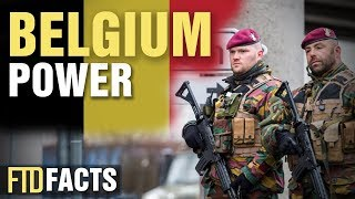 How Much Power Does Belgium Have? (Belgische Streitkräfte)