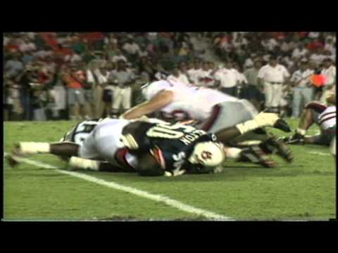 1993 Auburn Highlights