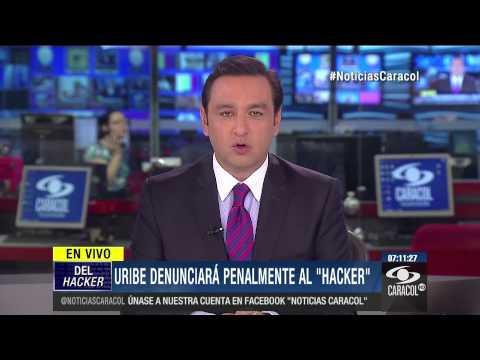 """Supe que era hacker cuando estalló escándalo"""": Uribe demandará a Sepúlveda - 29 de Agosto de 2014"""
