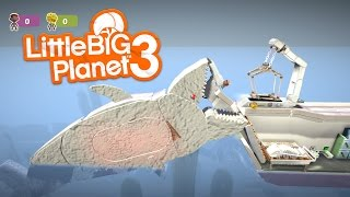 LittleBIGPlanet 3 - Really Angry Whale [Playstation 4]