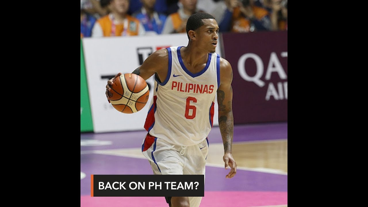 ca4bd7015de Jordan Clarkson hopes to join Gilas in FIBA World Cup - YouTube