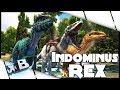 INSANE NEW Indominus Rex! :: ARK: Creature Spotlight!
