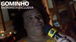 """Gominho: """"Já sofri tanto preconceito por ser gay, gordo e pobre"""" @ Pheeno TV"""