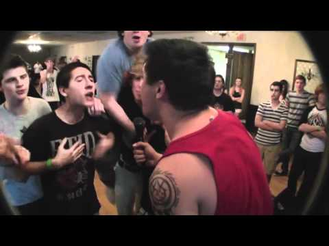 Go Home Freshmen - Ohio is for lovers (Hawthorne heights cover)