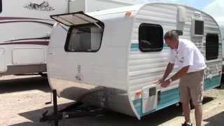 New 2014 Riverside RV White Water Retro 155 Travel Trailer - Houston 281 371 7200