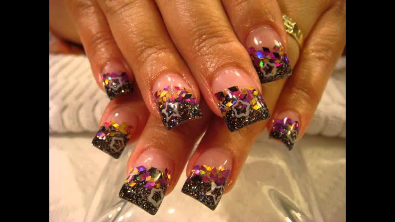 Gallery acrylic nail designs for summer youtube prinsesfo Choice Image