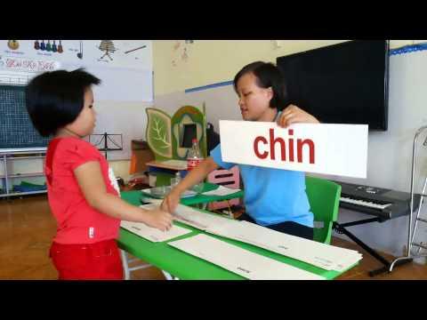 Áp dụng phương pháp giáo dục sớm Glenn Doman dạy tiếng anh cho bé - Rainbow