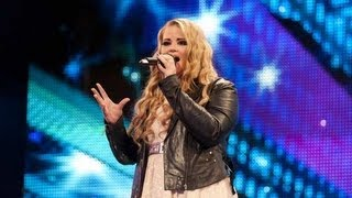 Hope Murphy This Woman's Work - Britain's Got Talent 2012 audition - UK version