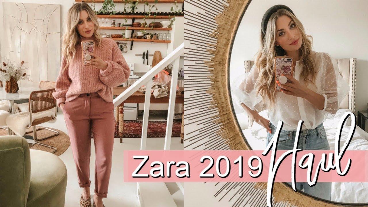 [VIDEO] – ZARA Fall/Winter 2019 HAUL + TRY ON