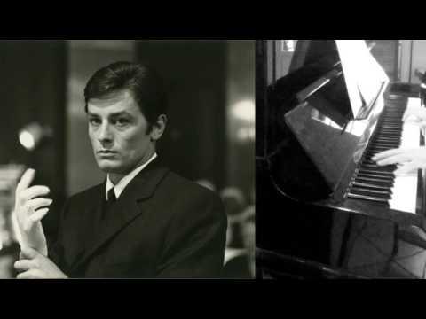 François De Roubaix - Le Samouraï - Piano