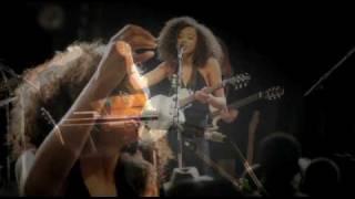 Corinne Bailey Rae -  Paris Night New York City Morning live au divan du Monde