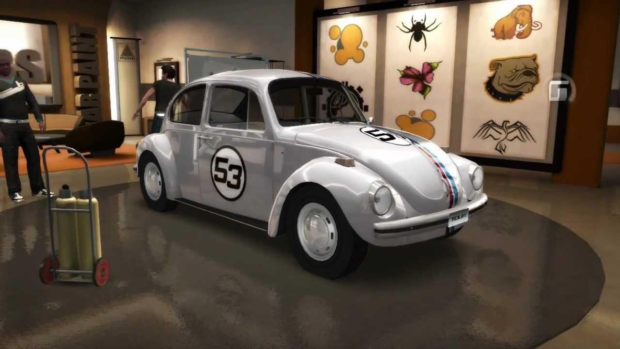 Cambio radical.... ¡Herbie! en TDU2 - YouTube