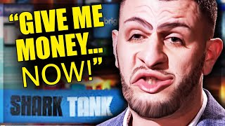 He Tried To SCAM Them... On Shark Tank... (Dragons Den)