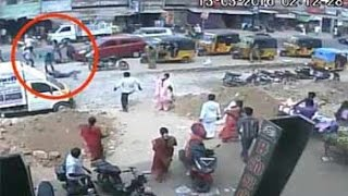 Brutal attack on couple in Tamil Nadu caught on camera