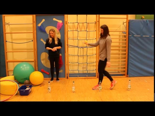 Eltern-Kind-Turnen Teil II mit Lilli und Jasmin