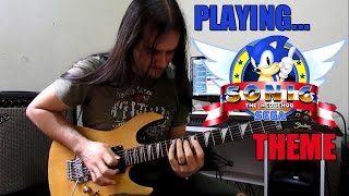 Sonic Guitar (Green Hill Zone)