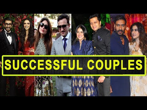 12 Successful Bollywood Couples Who Found Their Life Partner Within The Film Industry