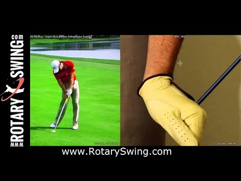 Learn the Perfect Golf Swing Release: Rory McIlroy Swing Review