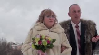 Свадьба Игоря  и Юли.  г. Дзержинский