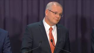 Scott Morrison reaffirms no deals with One Nation & rejects accusation of anti-Muslim sentiment