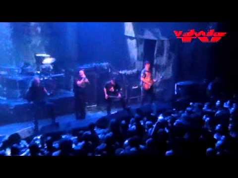 "CHOPPER. "" Last Night "". Reunion 2013. La Trastienda Club Montevideo. Uruguay"