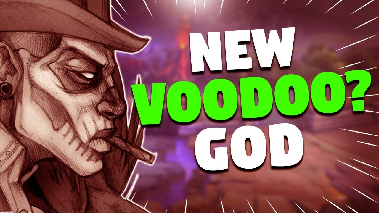 SMITE New Voodoo God: Baron Samedi (April Fools' Joke?)