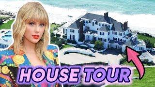 Taylor Swift | House Tour 2019 | New York City, LA, Nashville & Rhode Island Mega Mansions
