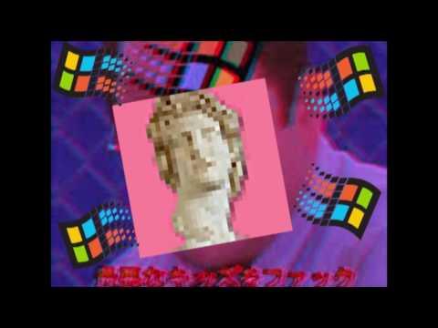 Macintosh Plus Original Song (VAPORWAVE)