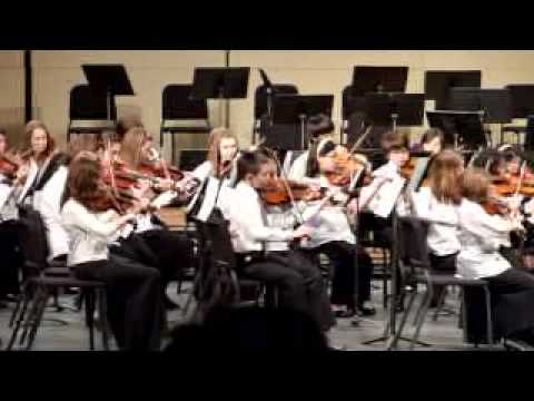 Victoria's Youth Symphony debut