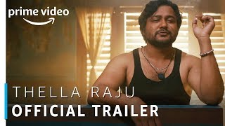 Thella Raju | Official Trailer | Telugu TV Series | Prime Exclusive | Amazon Prime Video