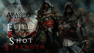 Assassin's Creed 4 Elite Round Shot Strength