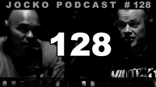 Jocko Podcast 128 w/ Echo Charles - How to Gain Confidence. Settling The Score.