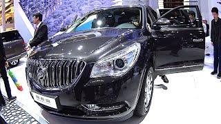 2016, 2017 VUS Buick Enclave, General Motors Chine rappeler 26 579 Buick Enclave