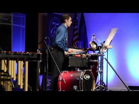 "Nicholas La Mendola - ""Junior"" percussion recital"
