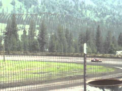 Eagle Track Raceway Steve Hood Time In June 1st 2014