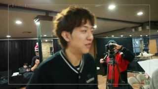 Cute funny Yong Hwa & Jung Shin