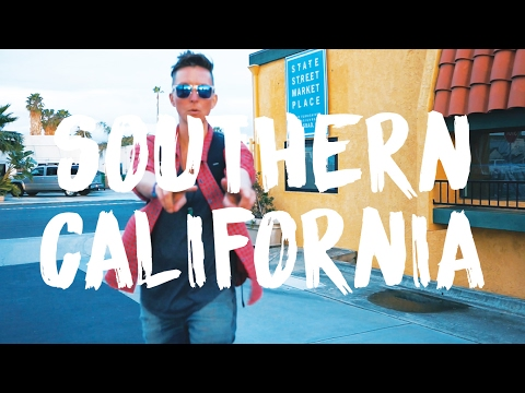 LIVING IN SOUTHERN CALIFORNIA - skateboarding, beach & work loft