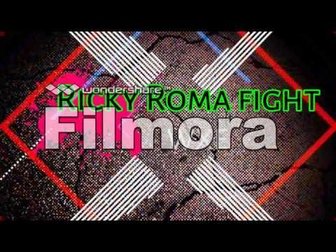 RICKY ROMA the warrior
