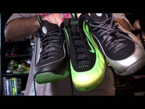 Nike Foamposite Lite ASG Kryptonate Nate Robinson SG #90