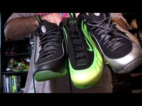 info for f72ae 30a37 Nike Foamposite Lite ASG Kryptonate Nate Robinson - YouTube