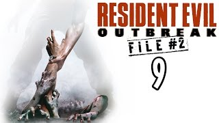 Resident Evil: Outbreak File 2 Прохождение #9 — ФИНАЛ