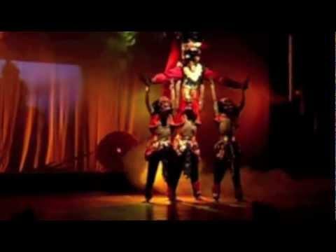JAWA - BALI in a Modern Ramayana Ballet