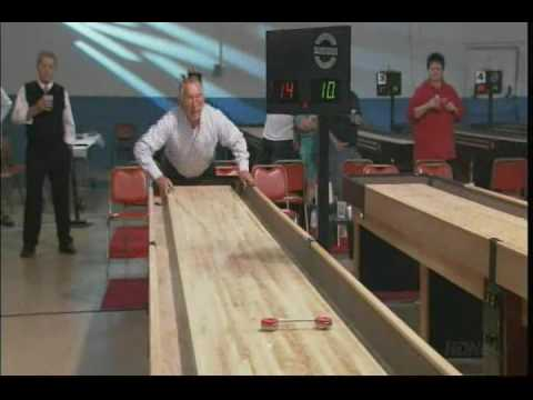 Shuffleboard Legend Roadhouse Billy Mays Youtube
