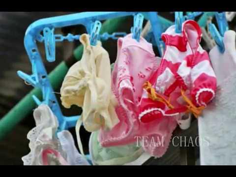究極の洗濯物25